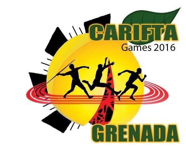 grn carifta games mar2016 - logo
