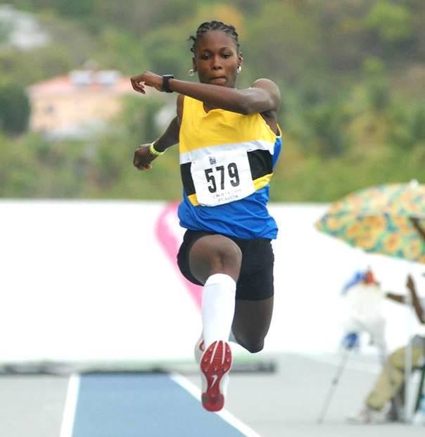 Carifta Games 2020.Lca Saint Lucian Triple Jumper Takes Aim At Tokyo 2020